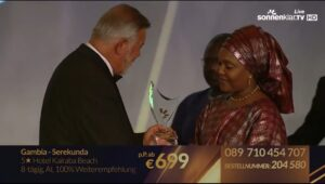 The Gambia wins Tourism Destination of the Year Award